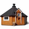 Grill cabin 16.5 m²
