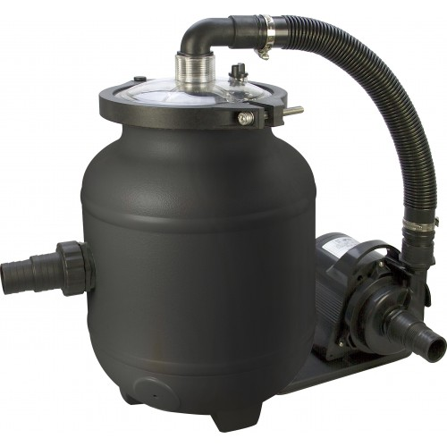 Ball filter – filtration system