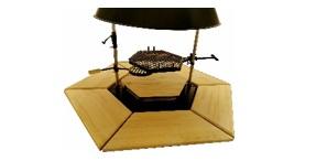 Luxury BBQ table