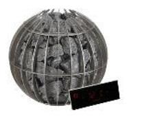 Harvia Globe GL110 10,5 kW,400V