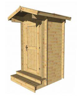 WC 1,2 m x 1,4 m; 34 mm
